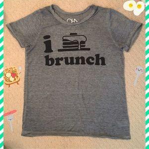 Chaser I Love Brunch Shirt 🍳🥞🥓💖